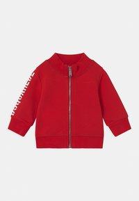 Dsquared2 - UNISEX - Zip-up sweatshirt - red - 0