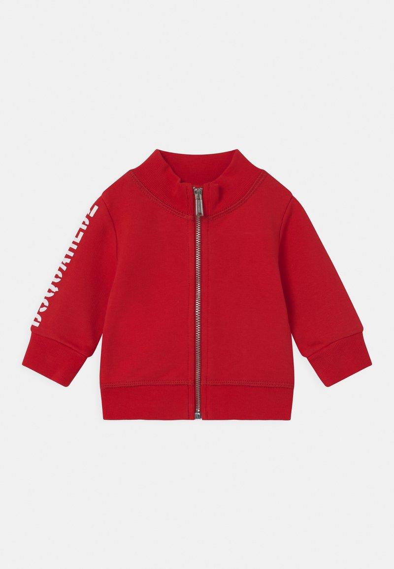 Dsquared2 - UNISEX - Zip-up sweatshirt - red