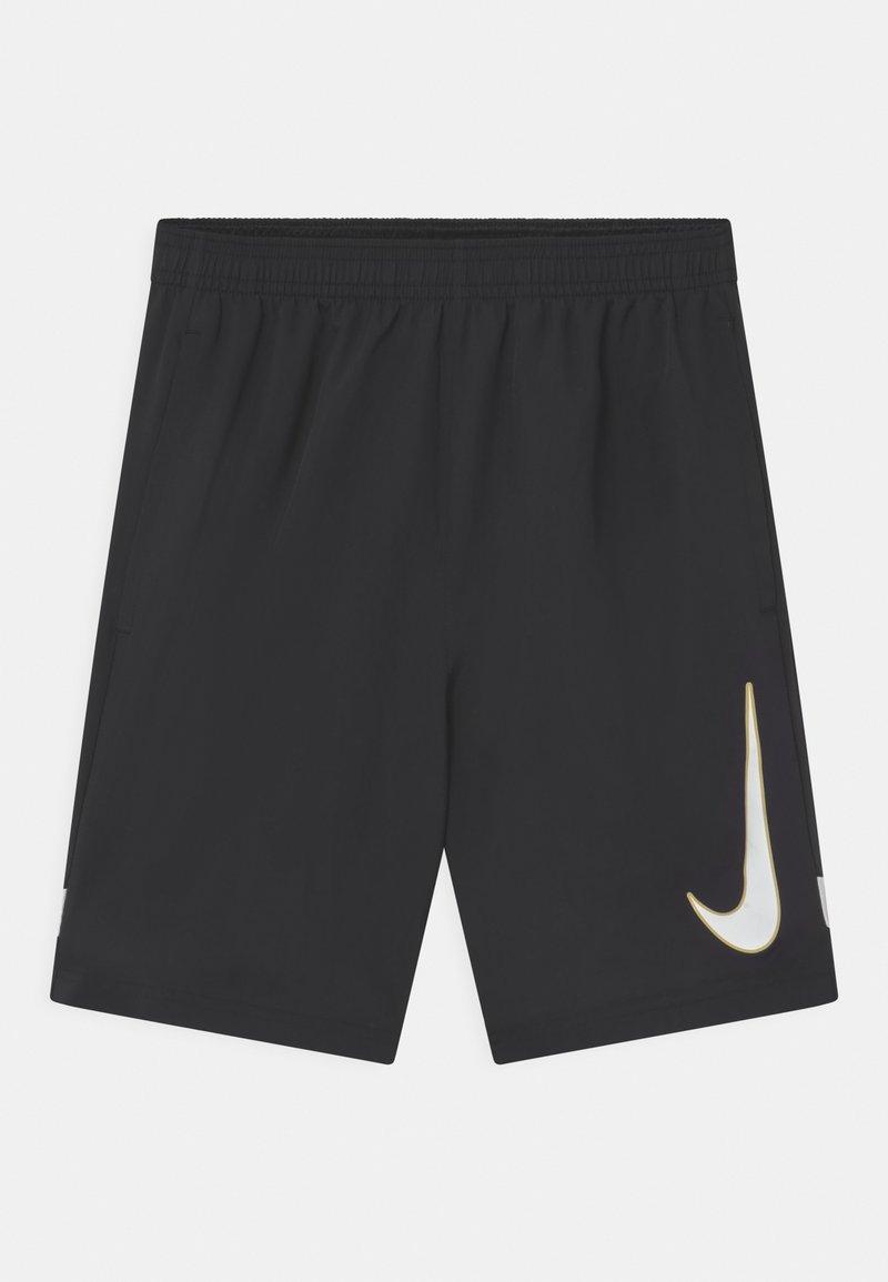 Nike Performance - ACADEMY UNISEX - Sportovní kraťasy - black/white