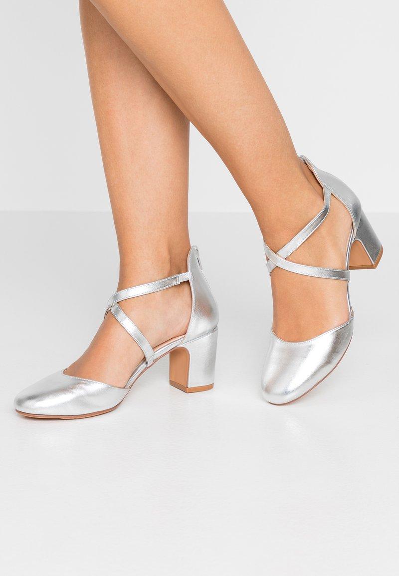 Anna Field - Klassiske pumps - silver