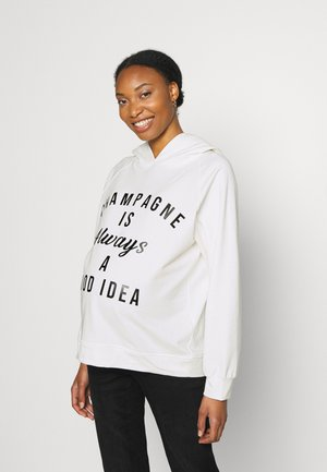 INDOOR OUTDOOR - Sweater - cream white