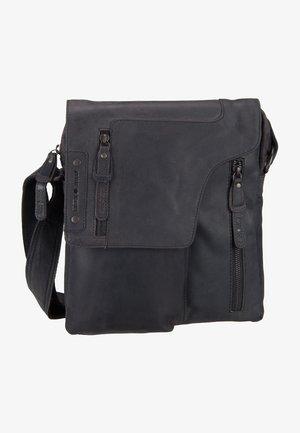 VINTAGE REVIVAL REVOLVER - Across body bag - black