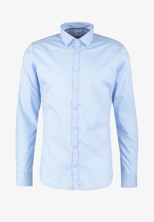 MODERN KENT X SLIM - Camicia elegante - hellblau