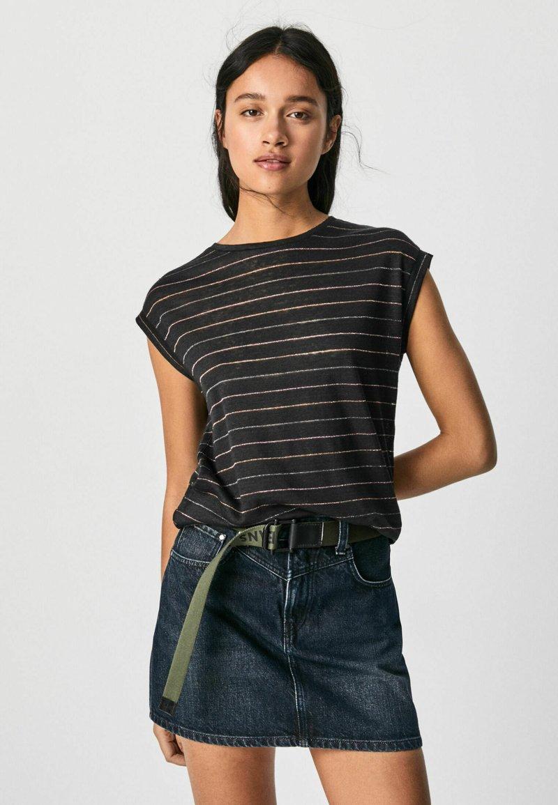 Pepe Jeans - PAULINE - Print T-shirt - multi