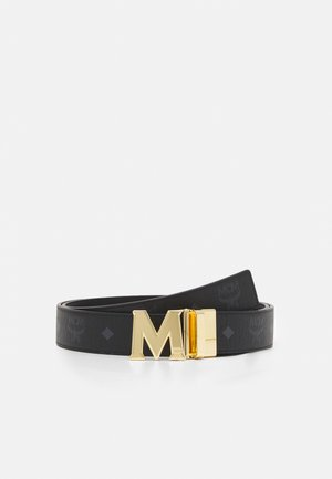 CLAUS REVERSIBLE BELT UNISEX - Pásek - black