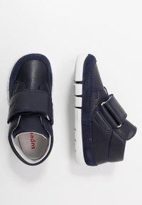 Superfit - FLEXY - Baby shoes - blau - 0