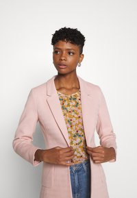 ONLY - ONLBAKER LINEA COATIGAN - Blazer - rose smoke - 3