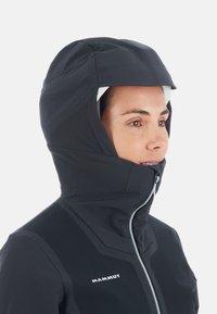 Mammut - AENERGY PRO  - Soft shell jacket - black - 3