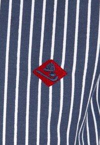 Sir Raymond Tailor - Button-down blouse - navy - 3