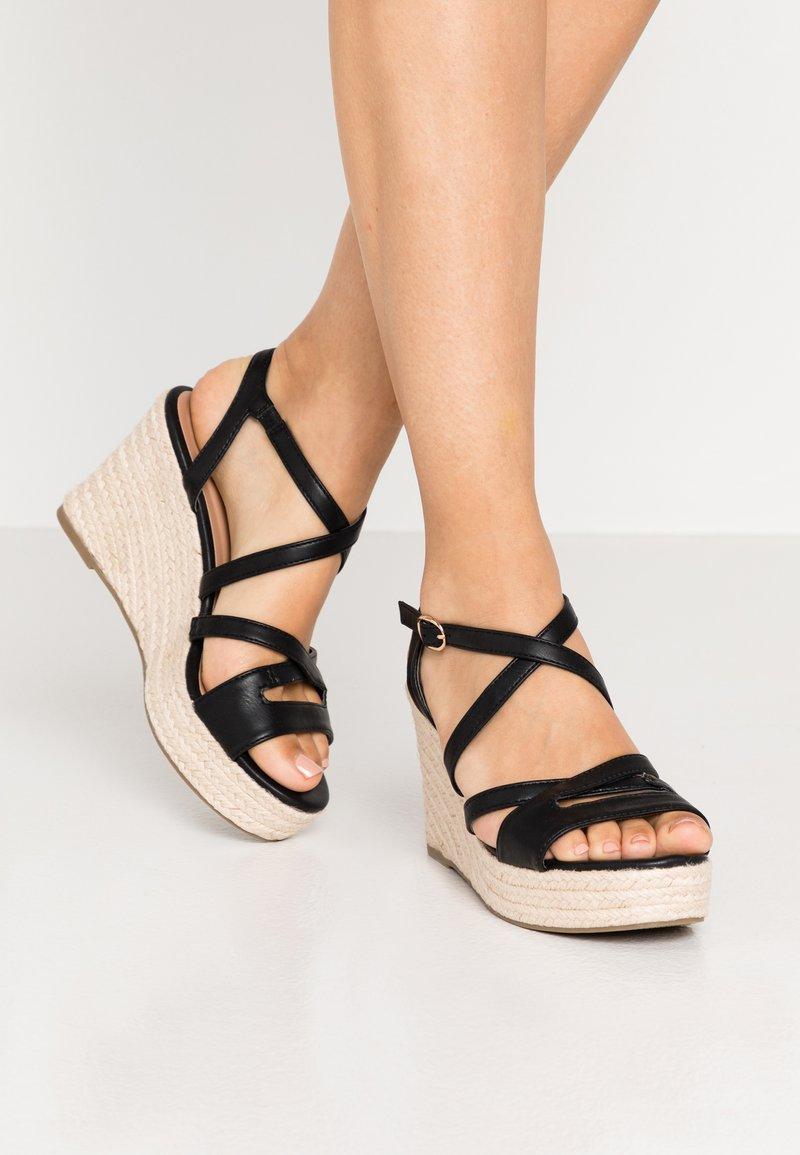 Anna Field - High heeled sandals - black