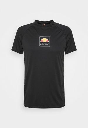 TOLI - Koszulka sportowa - black