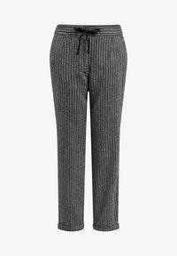 Next - Trousers - mottled black - 4