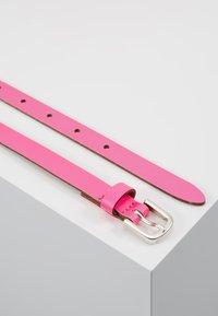 Vanzetti - Pasek - neon pink - 2