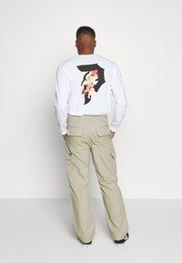 Dickies - NEW YORK - Pantalon cargo - khaki - 2