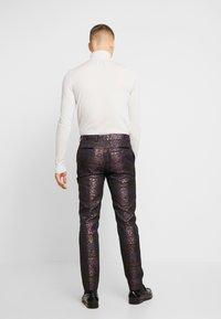 Topman - Pantalon de costume - multi - 2