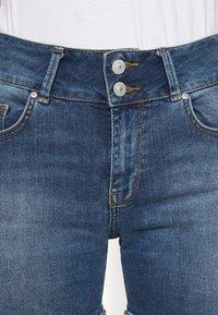LTB - BECKY - Jeansshort - rosali undamaged wash - 3
