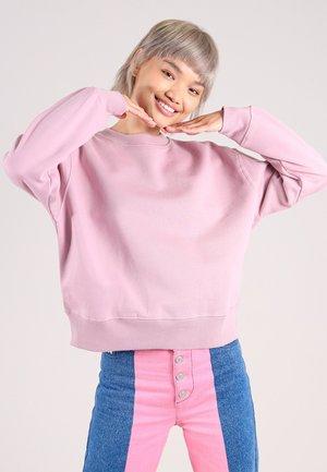 Sweater - ash pink