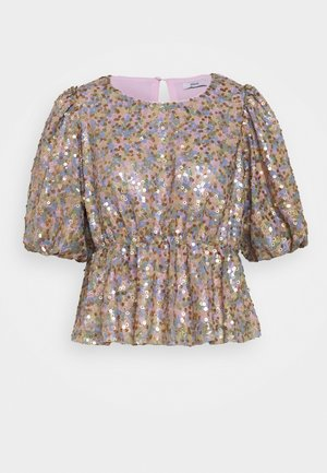 BEAUTY 3/4 TOP - Blouse - multi coloured