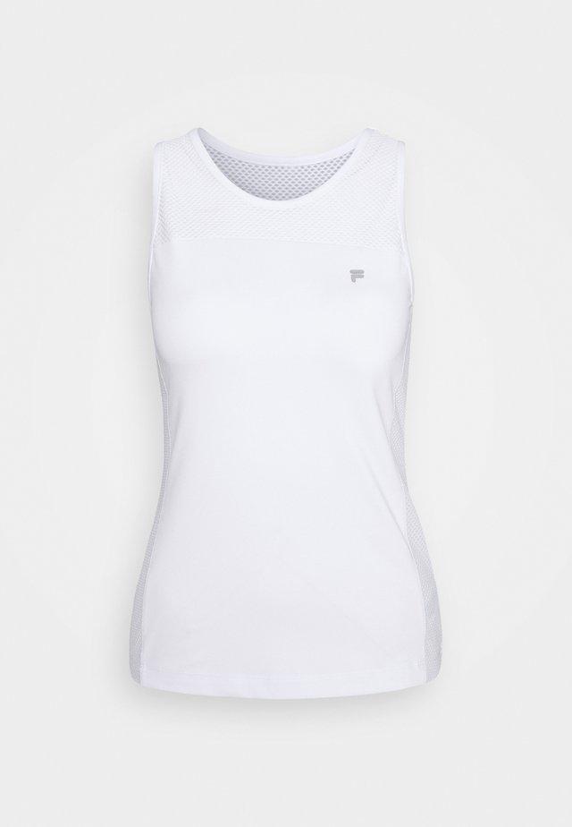 MINA - Sports shirt - white