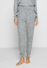 Anna Field - SET - Pyžamová sada - mottled grey - 3