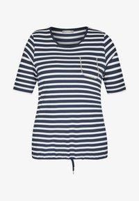 Rabe 1920 - Print T-shirt - dunkelblau - 0