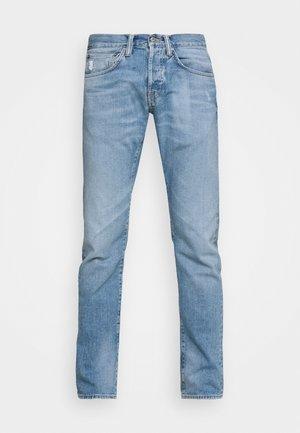 Straight leg jeans - blue noboku wash