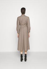 WEEKEND MaxMara - OTARIA - Shirt dress - dark brown - 2