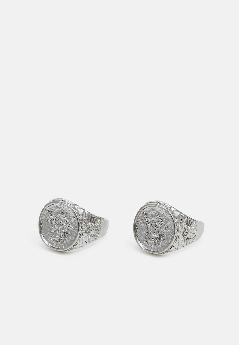 Vintage Supply - 2 PACK - Ringe - silver-coloured