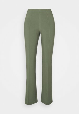 CHRISTAH - Trousers - clover green