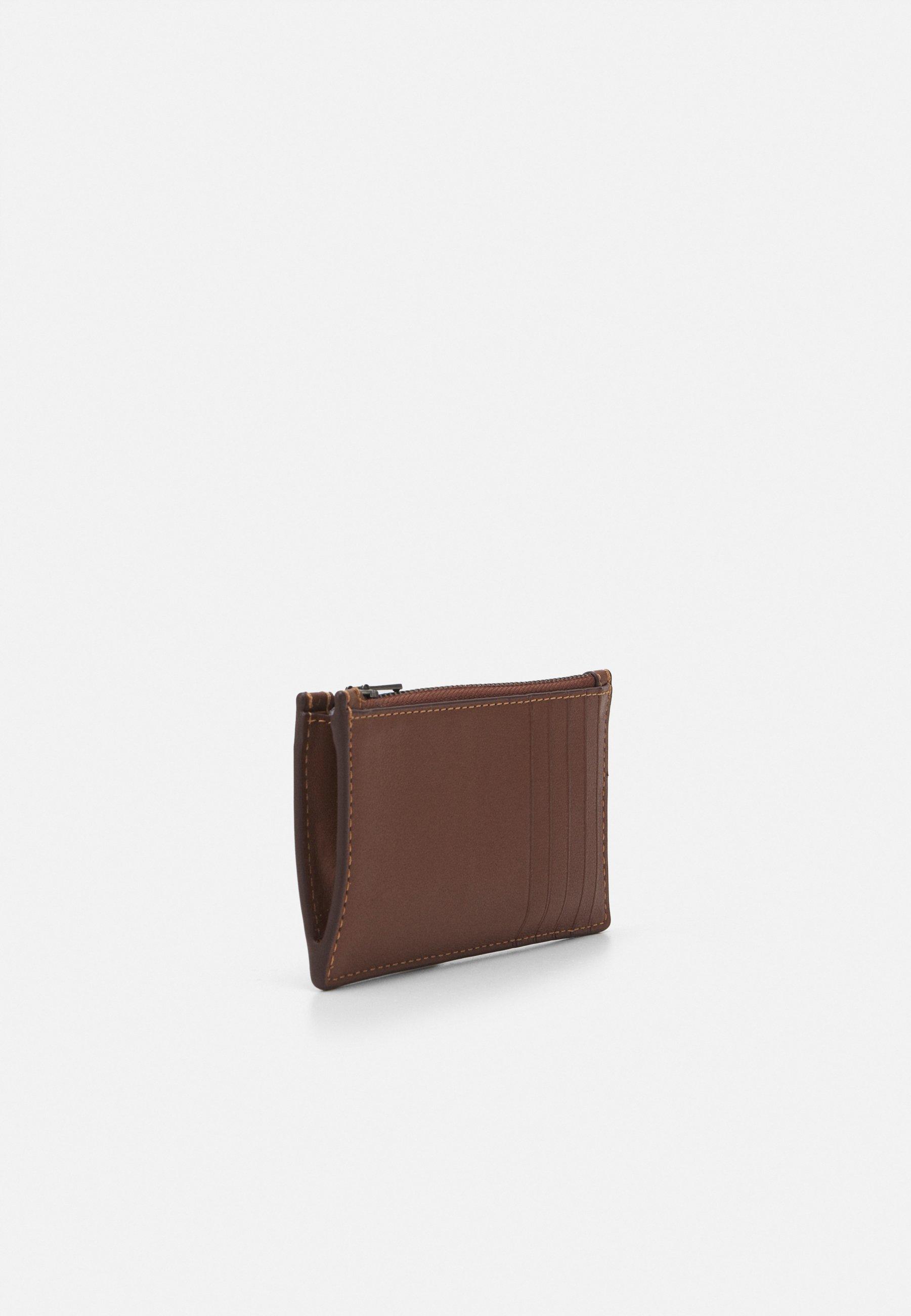 Donna ZIP CARD CASE UNISEX - Portafoglio