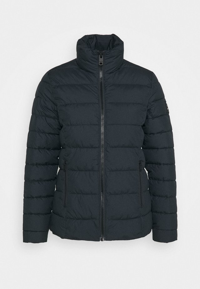 CLAVIERE WOMAN JACKET - Giacca invernale - deep forest