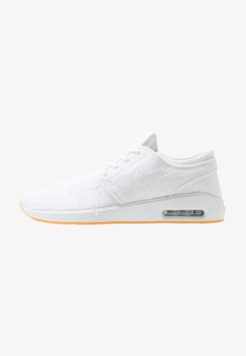 Nike SB - AIR MAX JANOSKI 2 - Sneaker low - white/yellow