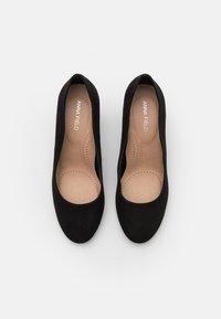 Anna Field - COMFORT - Classic heels - black - 5