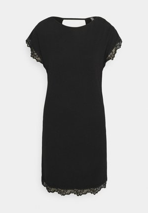 DRESS - Nightie - black
