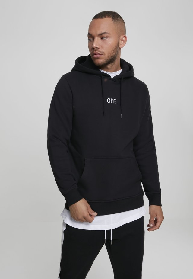 OFF - Sweat à capuche - black