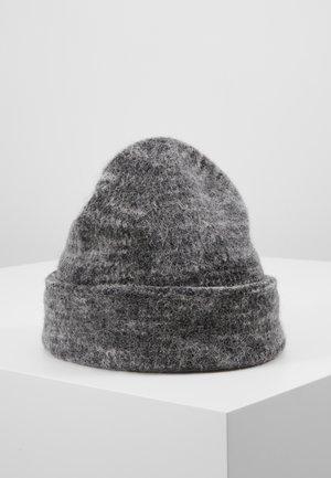 DARA HAT - Bonnet - charcoal