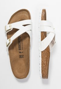 Birkenstock - YAO - Pantuflas - white - 3