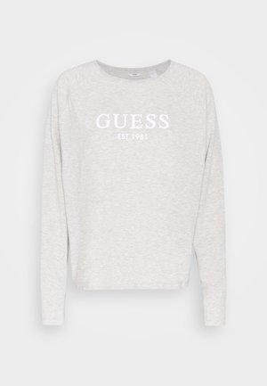 CREW NECK  - Pyjama top - grey