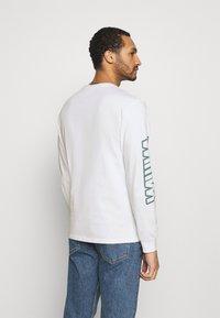 WAWWA - LONGSLEEVE UNISEX - Long sleeved top - white - 2