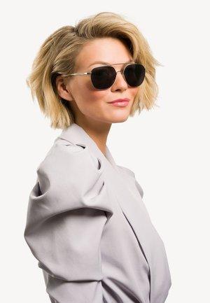 Sunglasses - schwarz-silber