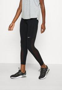 Nike Performance - Medias - black/white - 0