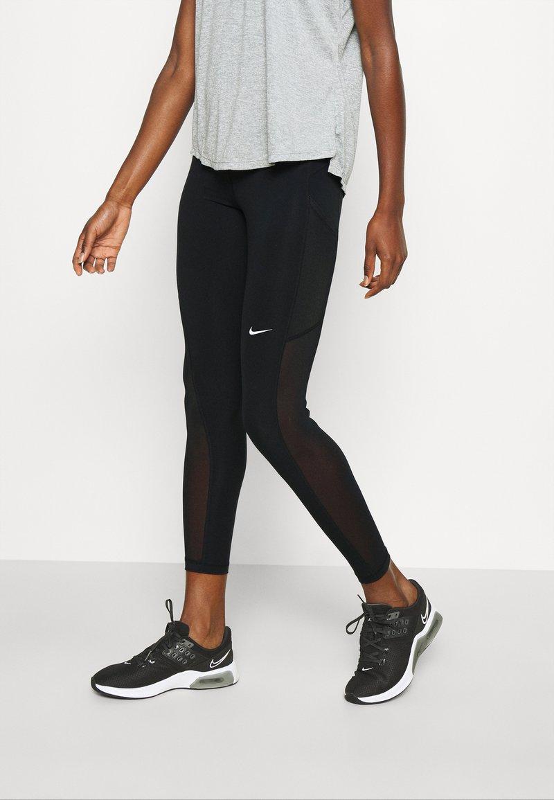 Nike Performance - Medias - black/white