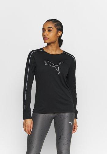 RUN COOLADAPT - Treningsskjorter - black