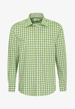TRACHTEN FIDELIUS REGULAR FIT - Shirt - hellgrün