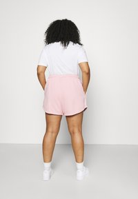 Nike Sportswear - Shorts - pink glaze/white - 2