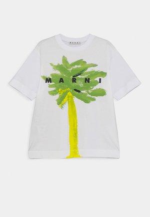 MAGLIETTA UNISEX - Print T-shirt - emerald green
