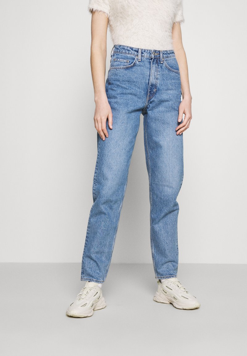 Weekday - LASH - Relaxed fit jeans - hanson blue
