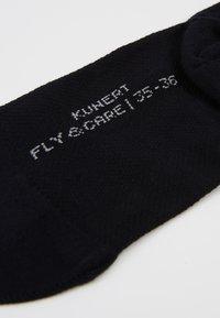 KUNERT - FLY CARE - Podkolenky - black - 2
