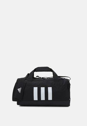 3S DUFFLE S - Sporttasche - black/white