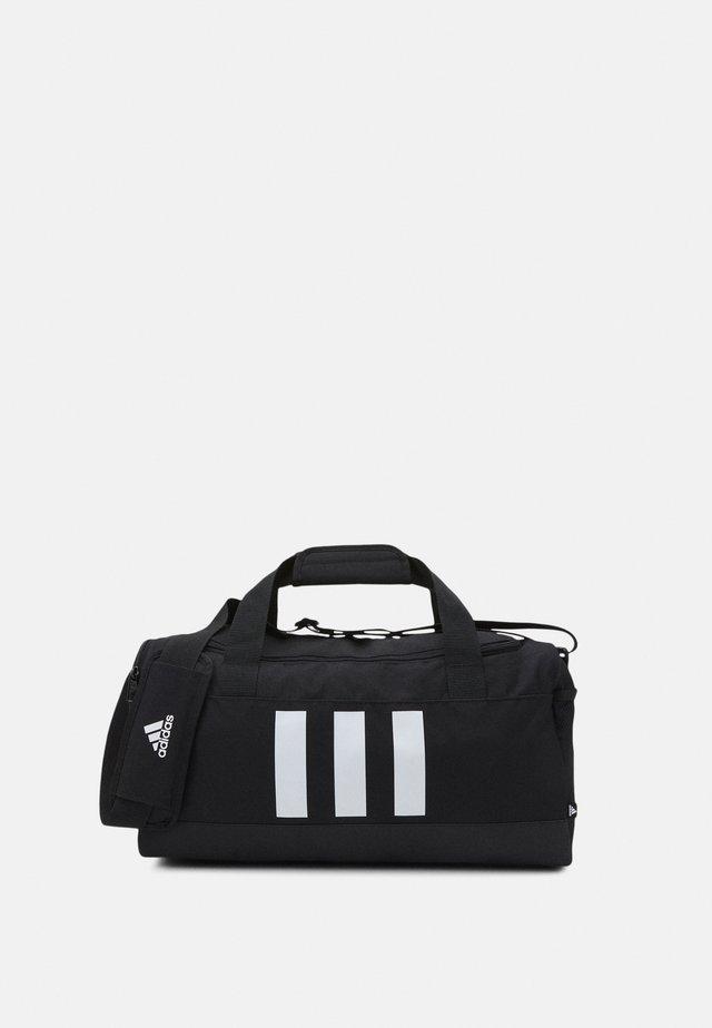 3S DUFFLE S - Sports bag - black/white